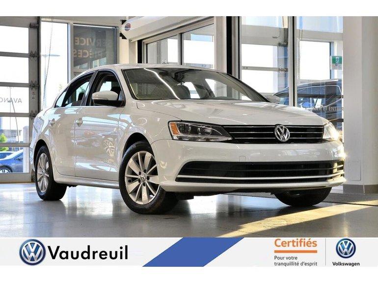 Volkswagen Jetta Volkswagen Jetta Trendline+ *** Réservé 2015