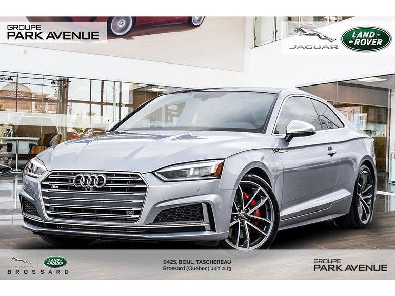 Audi S5 3.0 TFSI QUATTRO TECHNIK+NAV+DIFF SPORT+B&O 2018