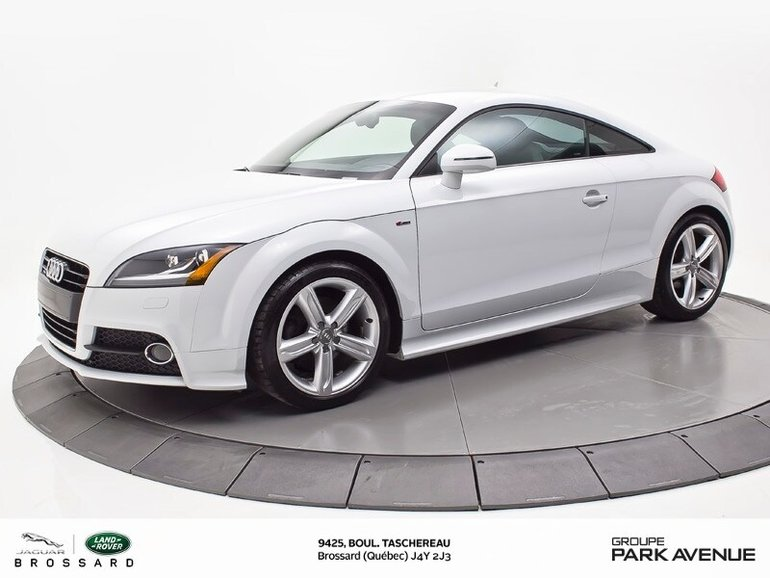 2013 Audi TT S-LIME   MAGS 19''