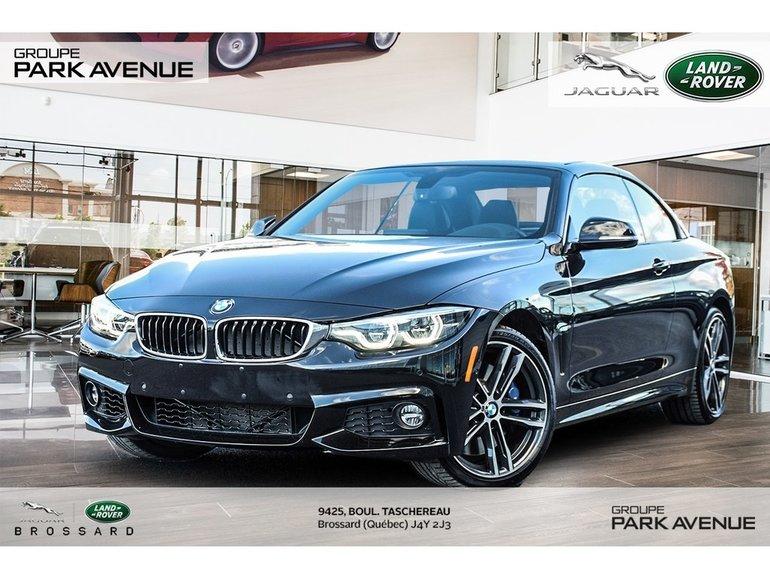BMW 440i XDrive | Échappement M + NAV 2018