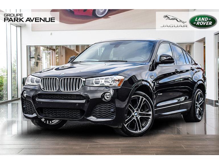 2017 BMW X4 XDrive28i | TOIT PANO + MAGS 20 AMG