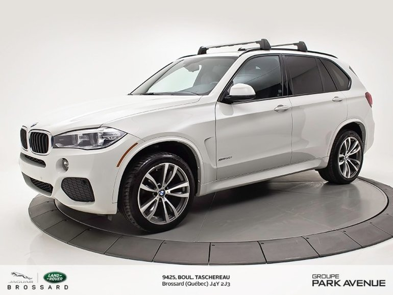 2016 BMW X5 XDrive35i    M PACK + TOIT PANO *PRIX RÉVIS