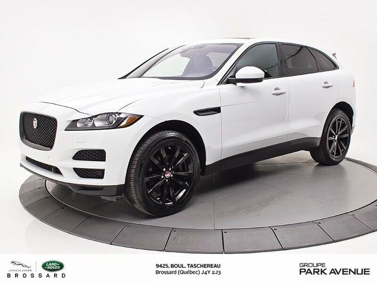2017 Jaguar F-Pace PRESTIGE   BLACK PACK   TOIT PANORAMIQUE