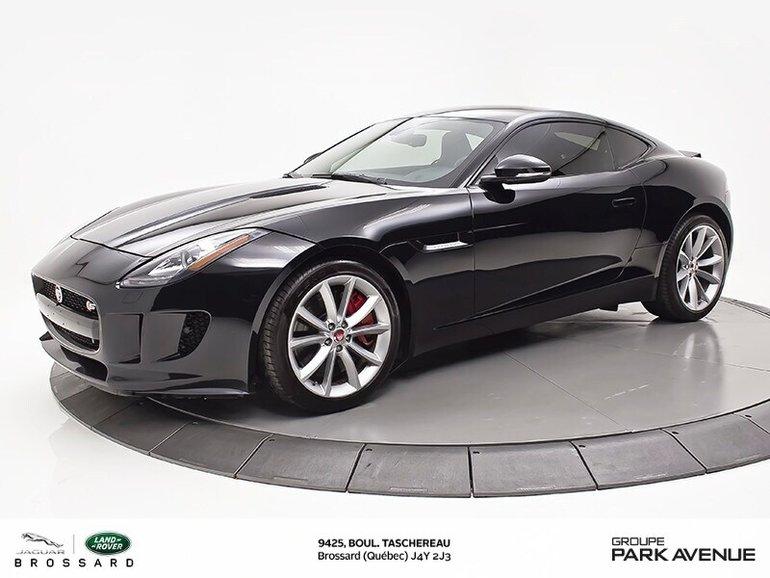 2015 Jaguar F-Type S   PRIX RÉVISÉ