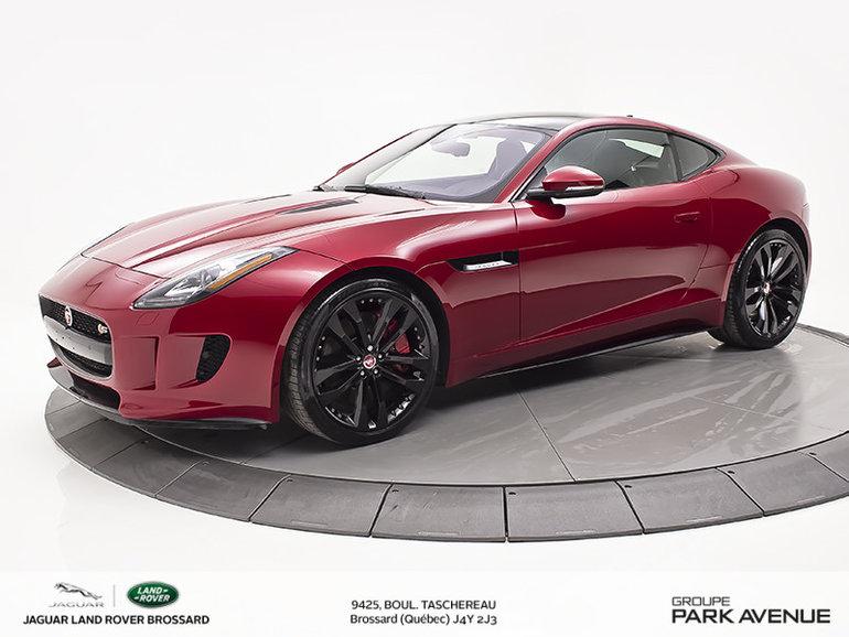 Jaguar F-Type S 2017