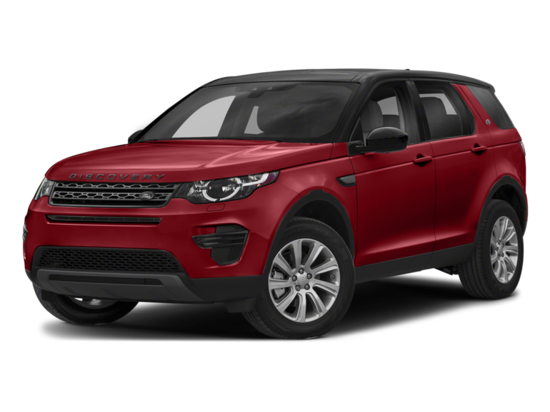 2018 Land Rover DISCOVERY SPORT 286hp HSE