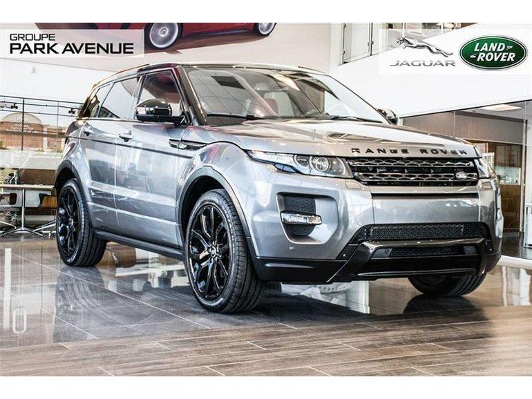 Land Rover Range Rover Evoque Dynamic *Certifié* 2015