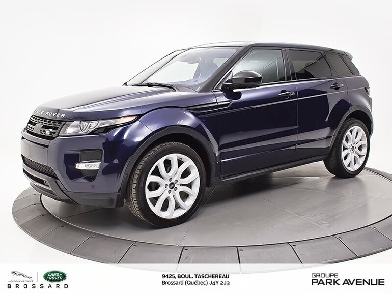 Land Rover Range Rover Evoque SPECIAL EDITION   DYNAMIC 2015