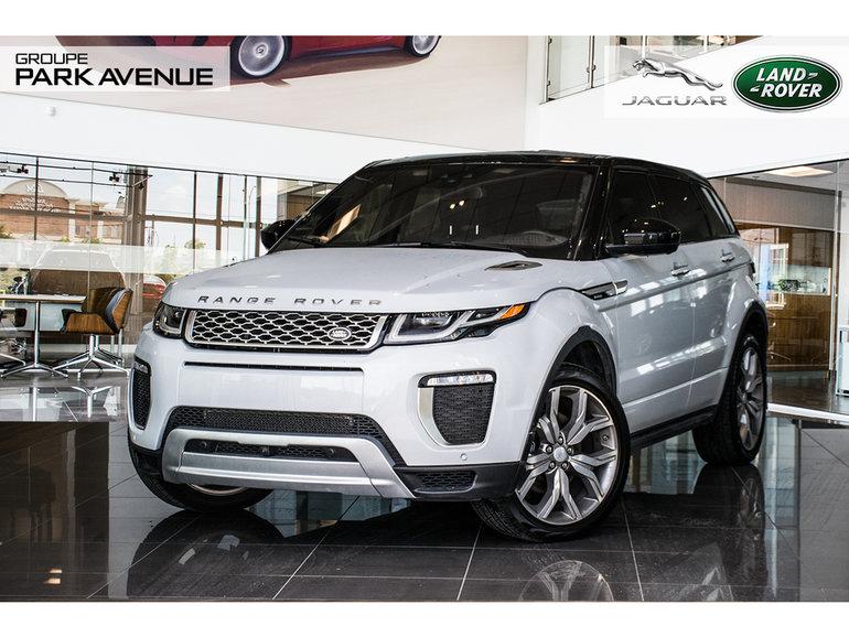 2016 Land Rover Range Rover Evoque Autobiography | 214$ par semaine! *Certifié inclus