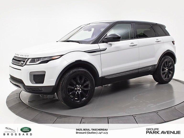 Land Rover Range Rover Evoque SE   BLACK CONTRAST 2016