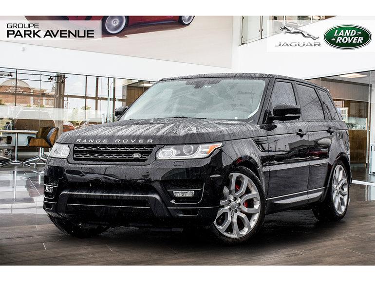 Land Rover Range Rover Sport V8 Supercharged | * NOUVEL ARRIVAGE * 2015