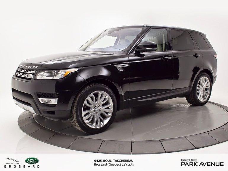 Land Rover Range Rover Sport Td6 HSE PREMIUM+TECH PACK 2016