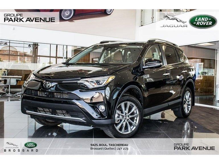 Toyota RAV4 Limited *CUIR* (R) 2016