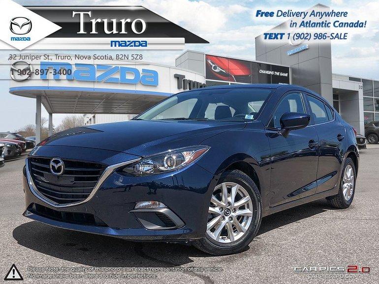 2014 Mazda Mazda3 ONLY 14,000KMS!!! WARRANTY TIL NOV/2019! AUTO! GS!