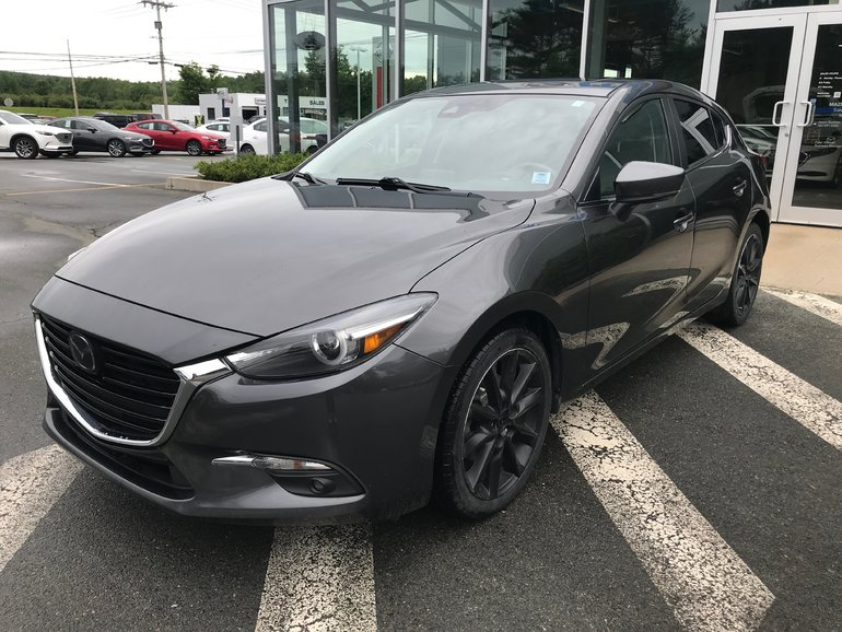 2017 Mazda Mazda3 Sport GT