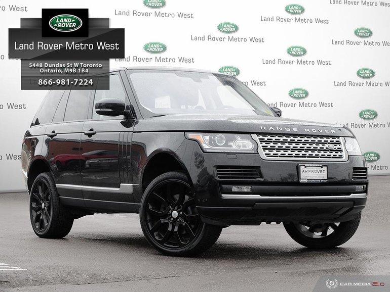 2016 Land Rover Range Rover V6 HSE Diesel
