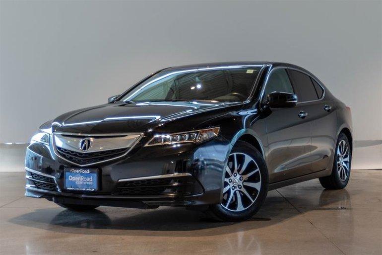 2015 Acura TLX 2.4L P-AWS w/Tech Pkg