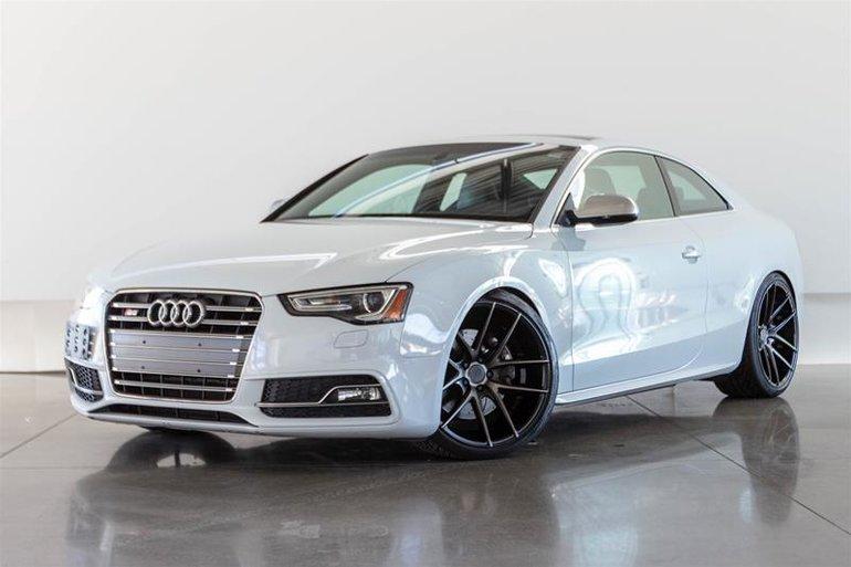 2013 Audi S5 3.0T Prem qtro Cpe 6sp