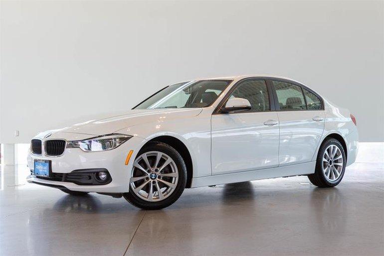 2016 BMW 320i XDrive Sedan
