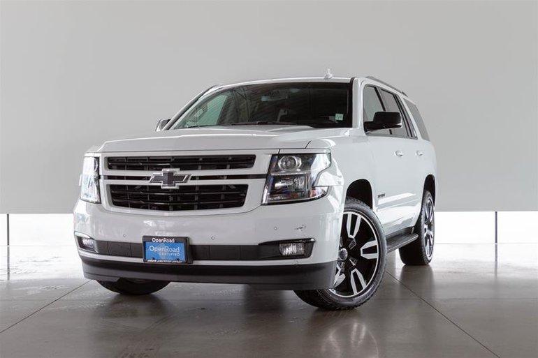 2019 Chevrolet Tahoe 4x4 Premier