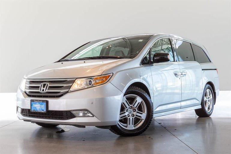 2012 Honda Odyssey Touring at