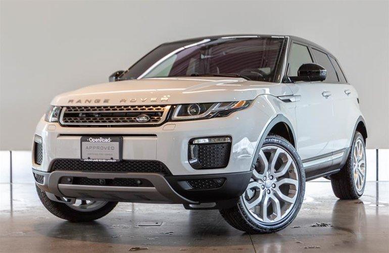 2019 Land Rover Range Rover Evoque 237hp HSE