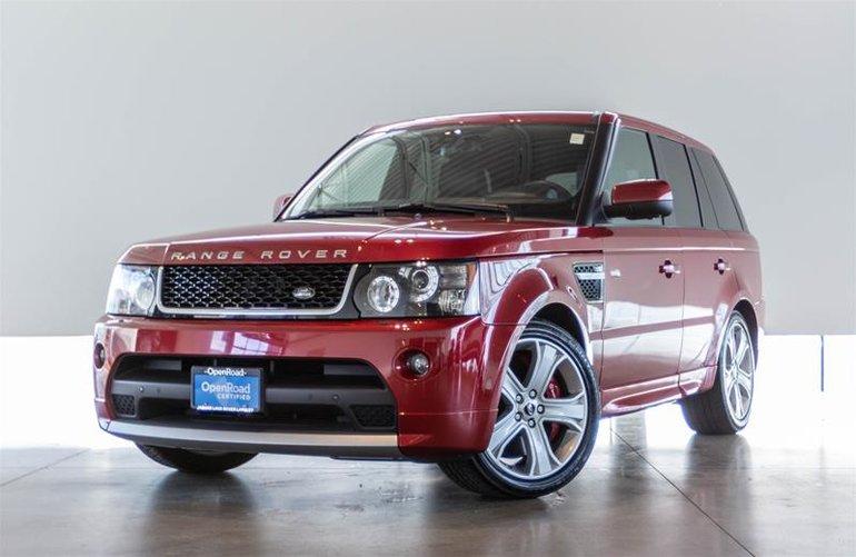 2013 Land Rover Range Rover Sport V8 Supercharged (SC)