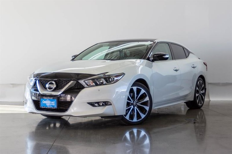 2016 Nissan Maxima 3.5 SR CVT