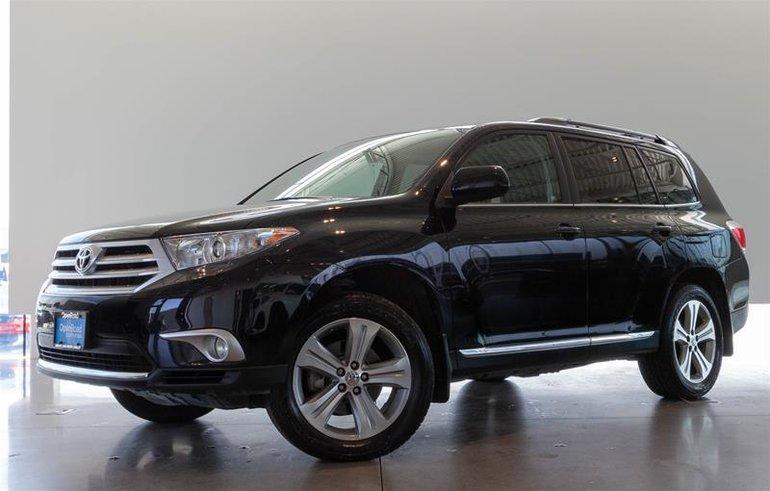 2012 Toyota Highlander 4WD V6 5A