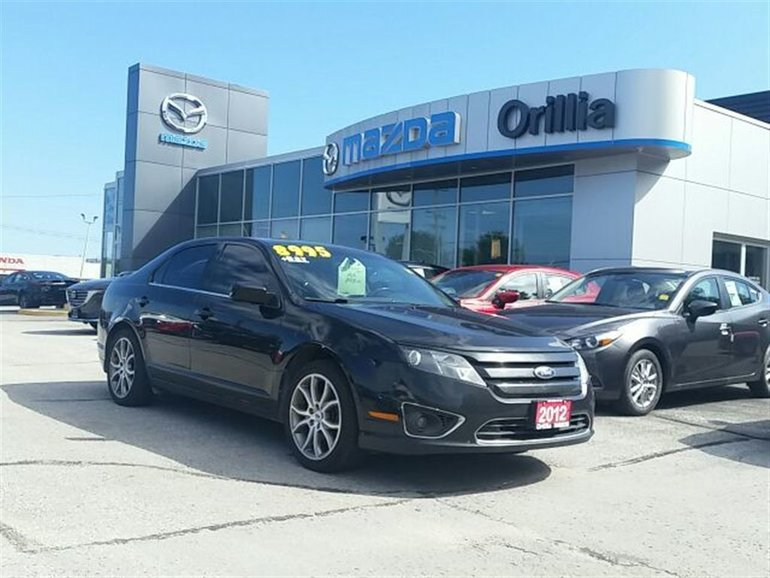 2012 Ford Fusion ***NEW NEW PRICE***AWD-LEATHER-SUNROOF