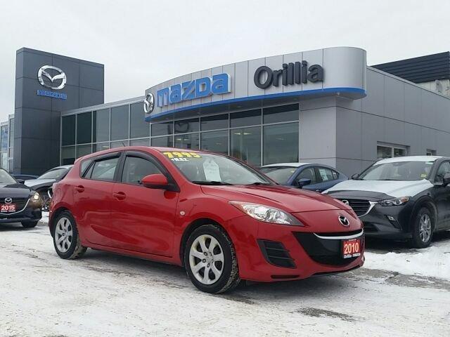 2010 Mazda Mazda3 AC-MANUAL-HATCHBACK