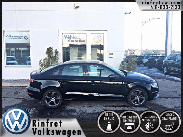 Audi A3 1.8 TFSI Komfort 2015