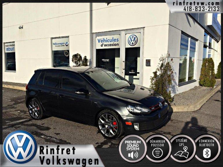 Volkswagen Golf 5-dr GTI 2.0 Wolfsburg 2013