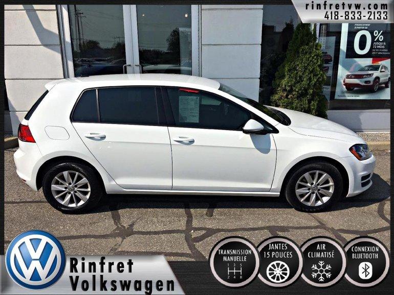 Volkswagen Golf 5-dr 1.8 TSI Trendline 2015