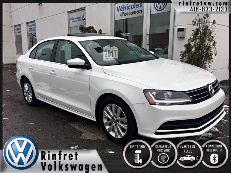 Volkswagen Jetta 1.4 TSI Wolfsburg 2017