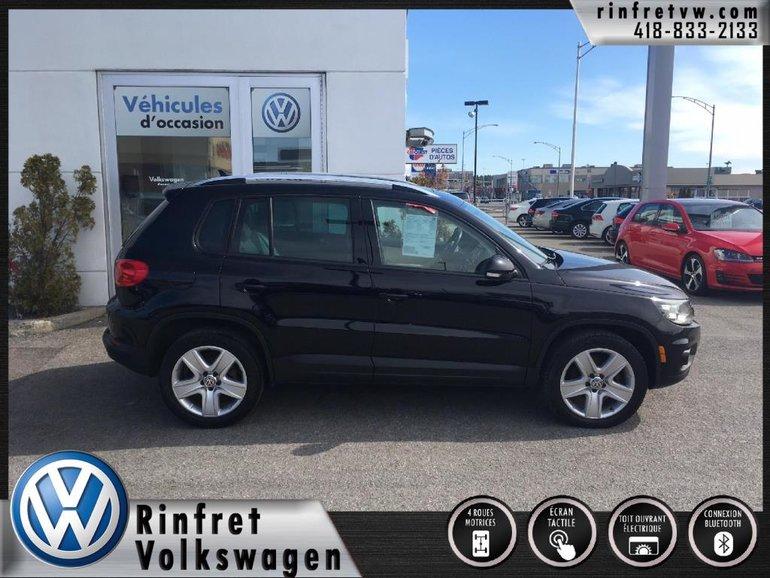 Volkswagen Tiguan 4Motion Comfortline (Ens. Sport) 2013