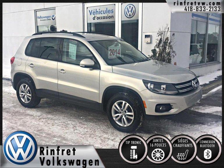 Volkswagen Tiguan 2.0 TSI Trendline 2014