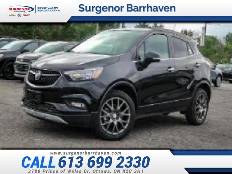 2019 Buick Encore Sport Touring  - Sunroof - Sport Touring - $211 B/W