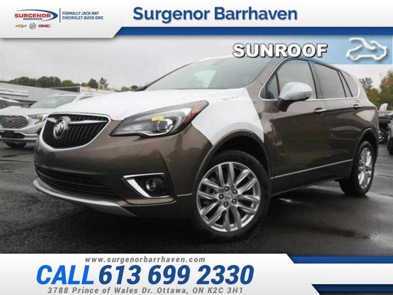 2019 Buick ENVISION Premium  - Sunroof - $283.62 B/W