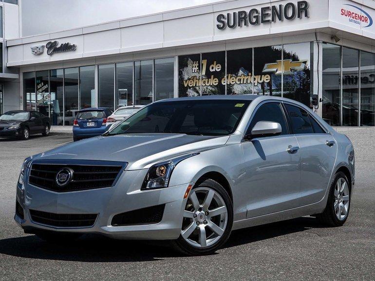 Cadillac ATS RWD 2.5 2014