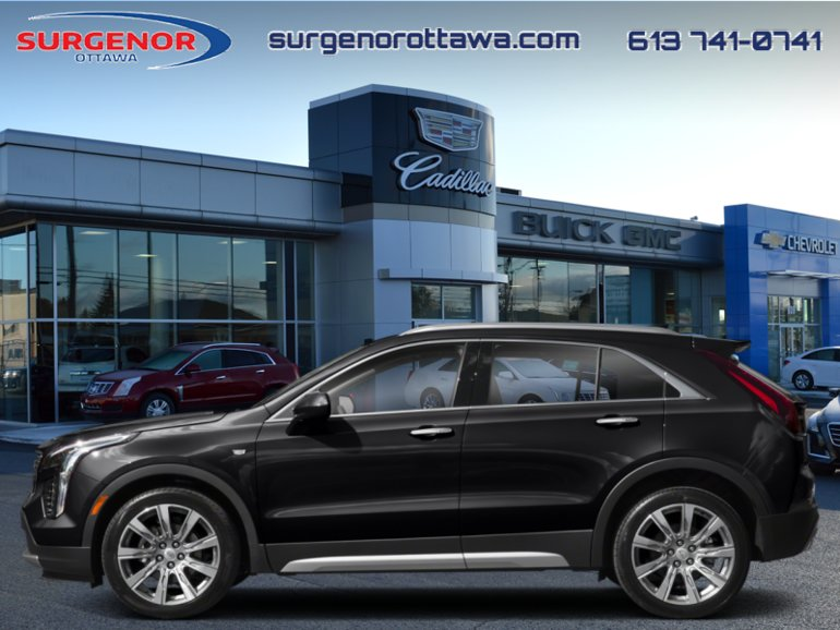 Cadillac XT4 Sport  - Navigation - Leather Seats - $393.83 B/W 2019