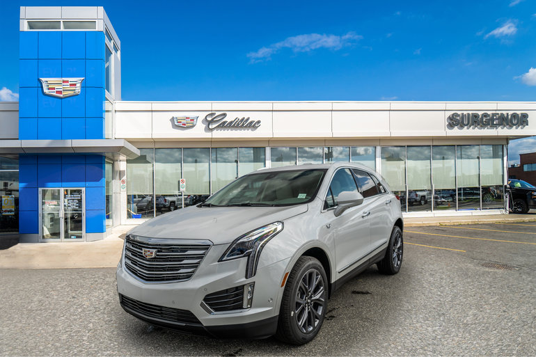 Cadillac XT5 Premium Luxury AWD 2019