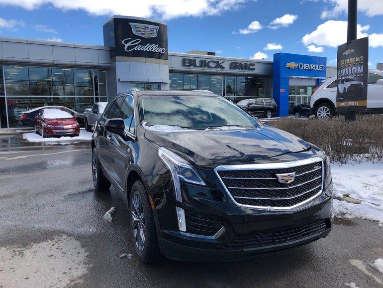 Cadillac XT5 Premium Luxury AWD  - $469.12 B/W 2019