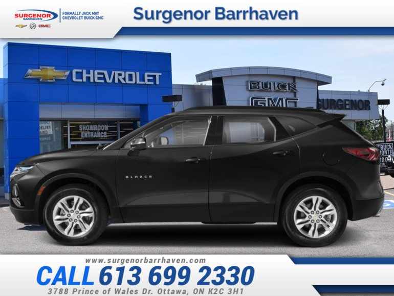 2019 Chevrolet Blazer RS  - $351 B/W
