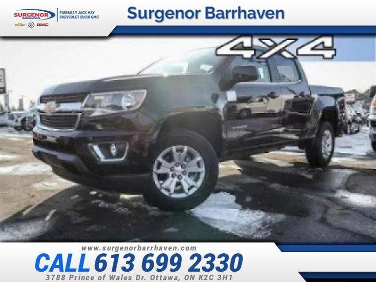 2019 Chevrolet Colorado LT  - $259.51 B/W
