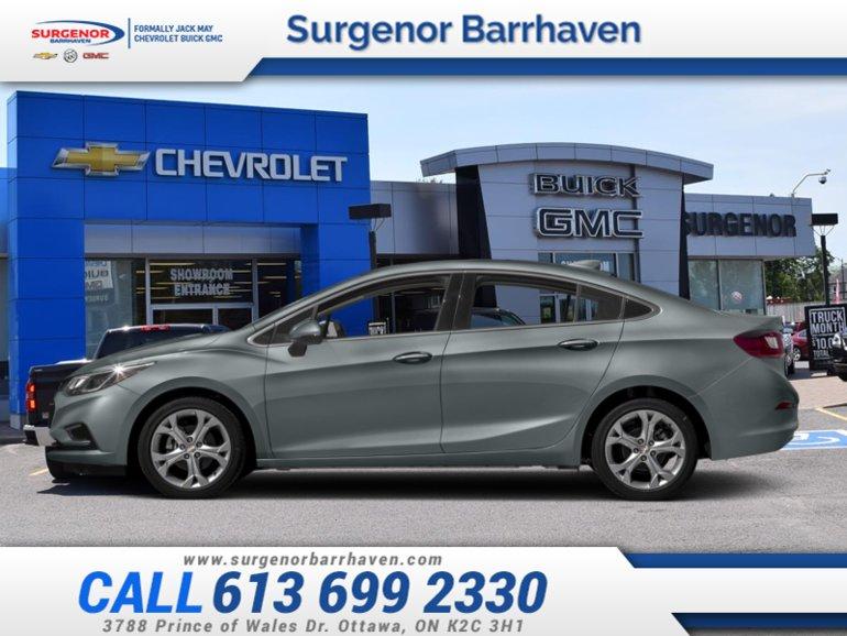 Chevrolet Cruze Premier  - $227.21 B/W 2018