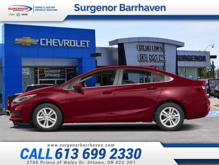 2018 Chevrolet Cruze LT  - $163.06 B/W
