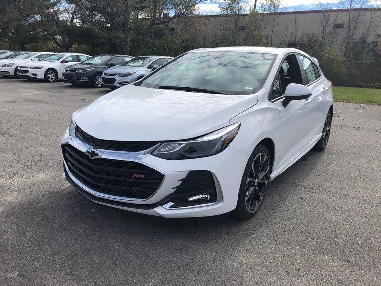 Certified Auto Sales >> New 2019 Chevrolet Cruze PREMIER for Sale - $25719.0 | Surgenor Automotive Group