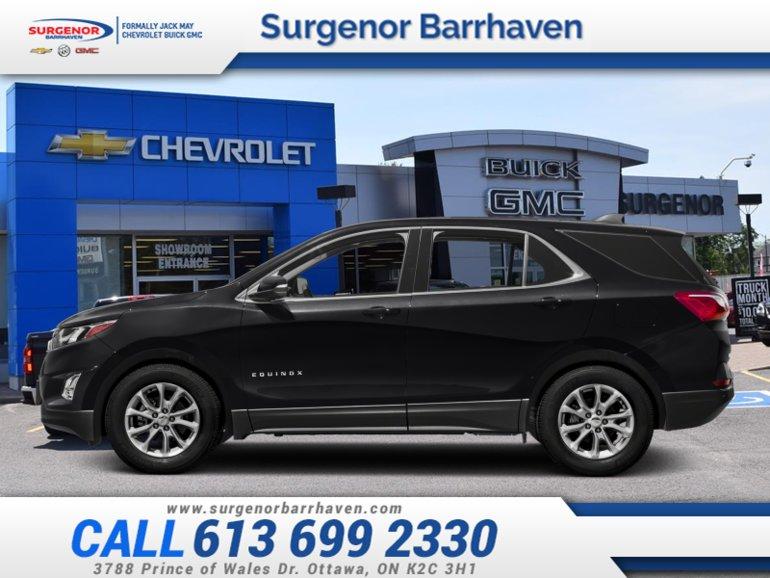 2018 Chevrolet Equinox LT  - $262.84 B/W