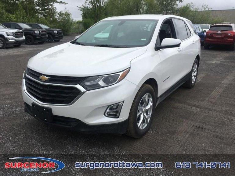 Chevrolet Equinox LT  - $264.15 B/W 2018